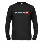 Лонгслив Mass Effect 3 Logo