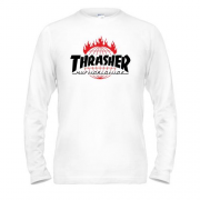 Лонгслив Thrasher Huf Worldwide