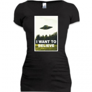 Туника I want to believe