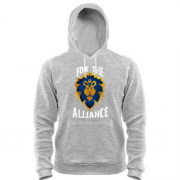 Толстовка For the alliance