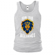 Майка For the alliance