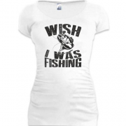 Туника Wish I was fishing