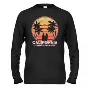 Лонгслив California Summer Paradise