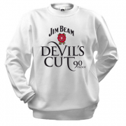 Свитшот Jim Beam Devil