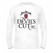 Лонгслив Jim Beam Devil
