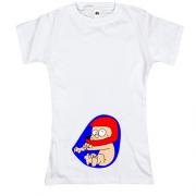 Футболки для вагітних. Купити футболку для вагітних в Україні за ... 01e4c5da69805
