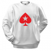 Світшот PokerStars Christmas Star Baseball Jersey
