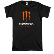 Футболка Monster energy (orange)