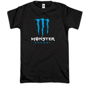 Футболка Monster energy (blue)