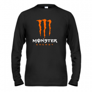 Лонгслив Monster energy (orange)