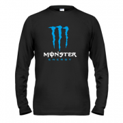 Лонгслив Monster energy (blue)