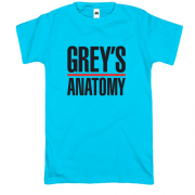 Футболка Grey's Anatomy (2)