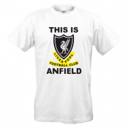 Футболка This Is Anfield 2