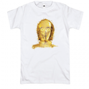 Футболка Star Wars Identities (C-3PO)