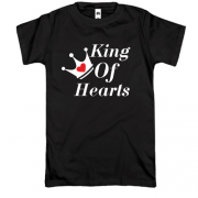 Футболка King of Hearts