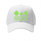 Кепка Android People