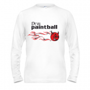 Лонгслив Devil paintball