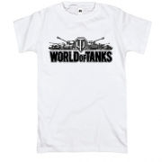 Футболка World of Tanks Контур
