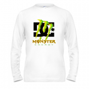 Лонгслив DC Monster energy