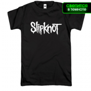 Футболка Slipknot logo