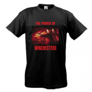 Футболка The power of Winchesters