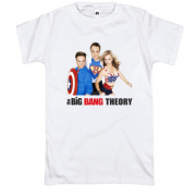 Футболка The Big Bang Theory Team