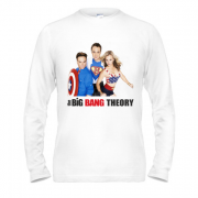Лонгслив The Big Bang Theory Team