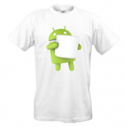 Футболка Android 6 Marshmallow