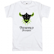 Футболка outworld