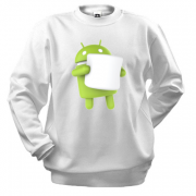 Світшот Android 6 Marshmallow