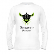 Лонгслив outworld