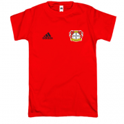 Футболка Байер 04 (Bayer 04 Leverkusen) mini