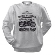 Світшот Chopper Club