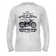 Лонгслив Chopper Club