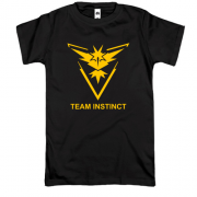 Футболка Pokemon Go Team Instinct