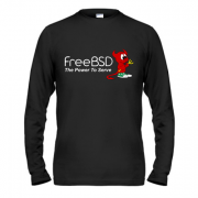 Лонгслив FreeBSD uniform type2
