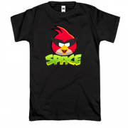 Футболка Angry birds Space