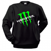 Світшот Monster energy (навскіс)
