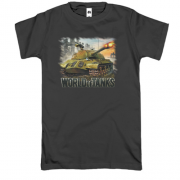 Футболка WOT (World of Tanks)