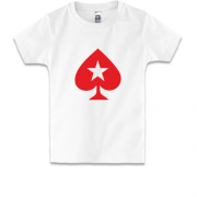 Детская футболка PokerStars Christmas Star Baseball Jersey