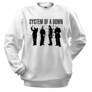 Свитшот System of a Down