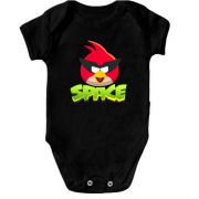 Детское боди Angry birds Space