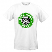 Футболка StarWars coffee