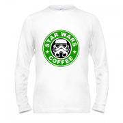 Лонгслив StarWars coffee