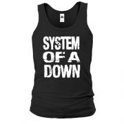"Майка ""System Of A Down"""