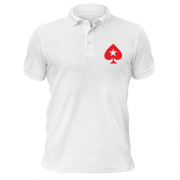 Рубашка поло PokerStars Christmas Star Baseball Jersey