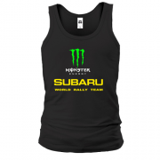 Майка Subaru monster energy