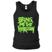 Майка Bring me the horizon green