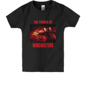 Детская футболка The power of Winchesters
