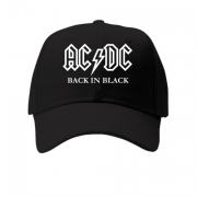 Кепка AC/DC in Black Black